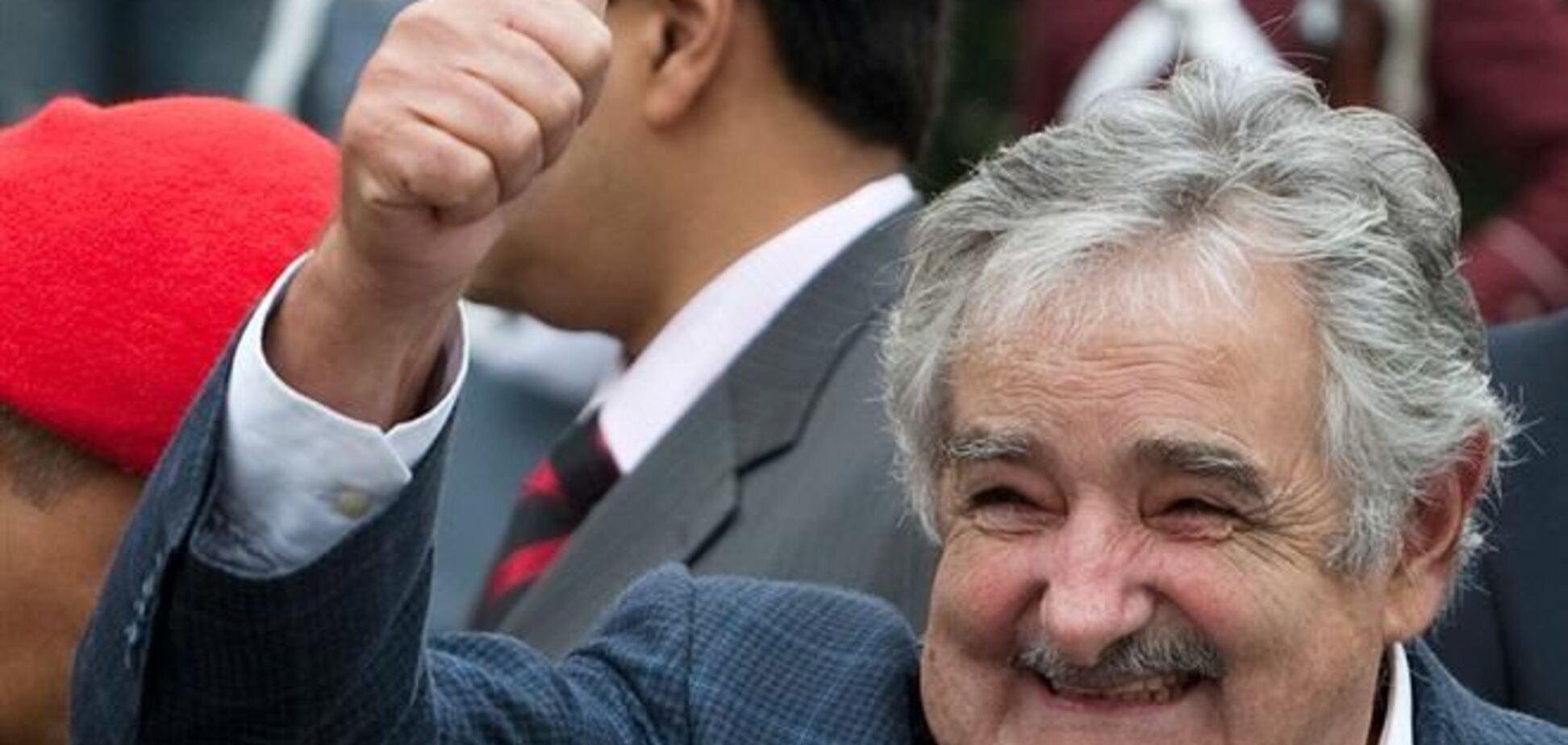 Президент Уругваю висунутий на Нобелівську премію за легалізацію марихуани