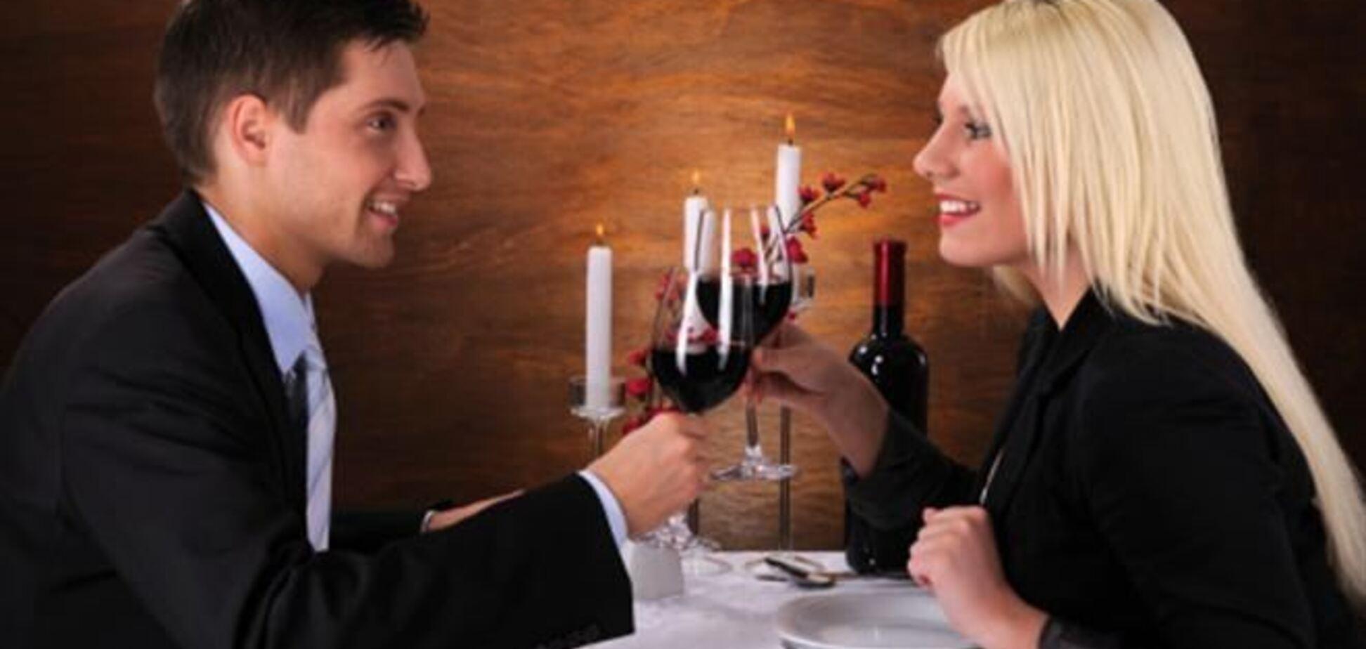 Где отметить День влюбленных. Предложения ресторанов Киева
