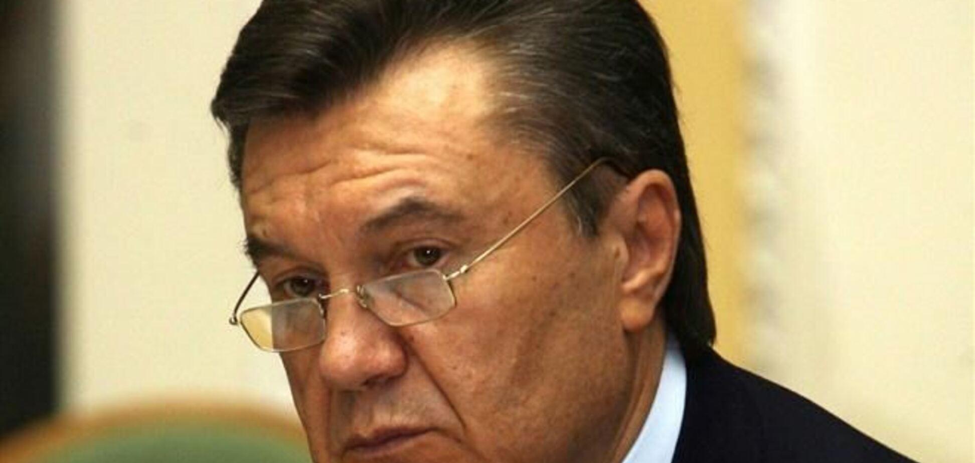 Соціологія показує, що Янукович програє вибори-2015
