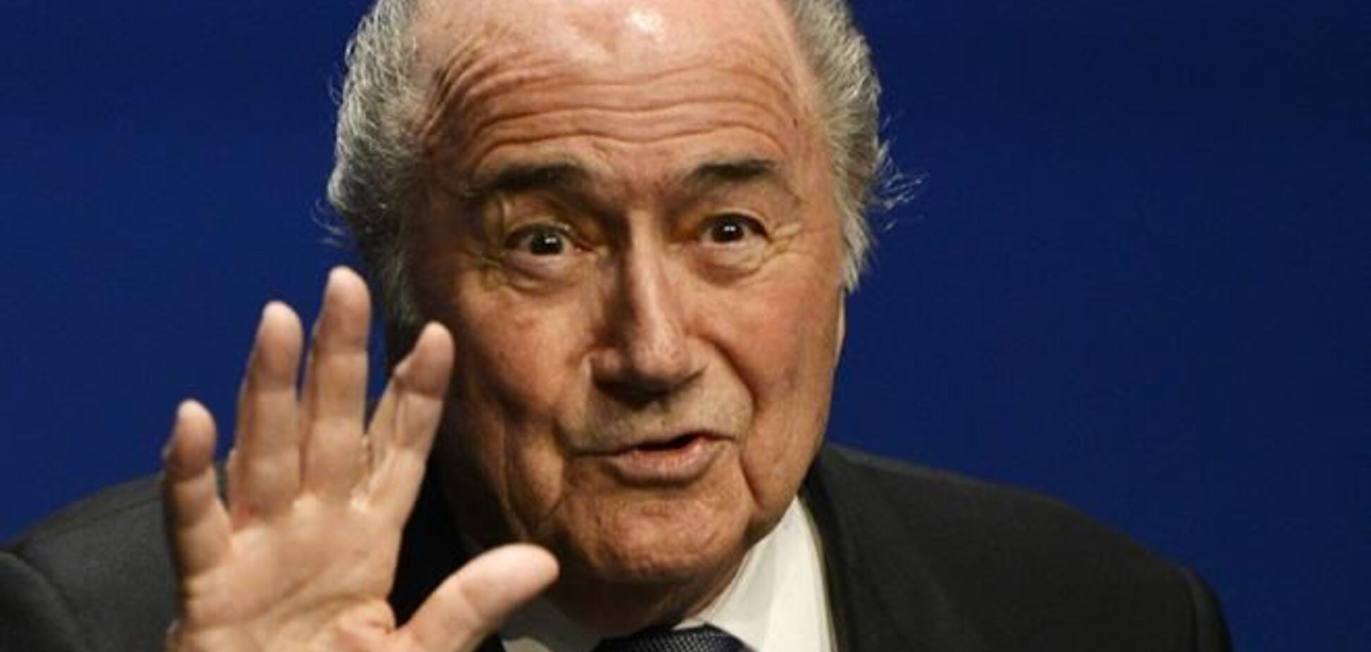 Блаттер намерен в пятый раз баллотироваться на пост президента ФИФА