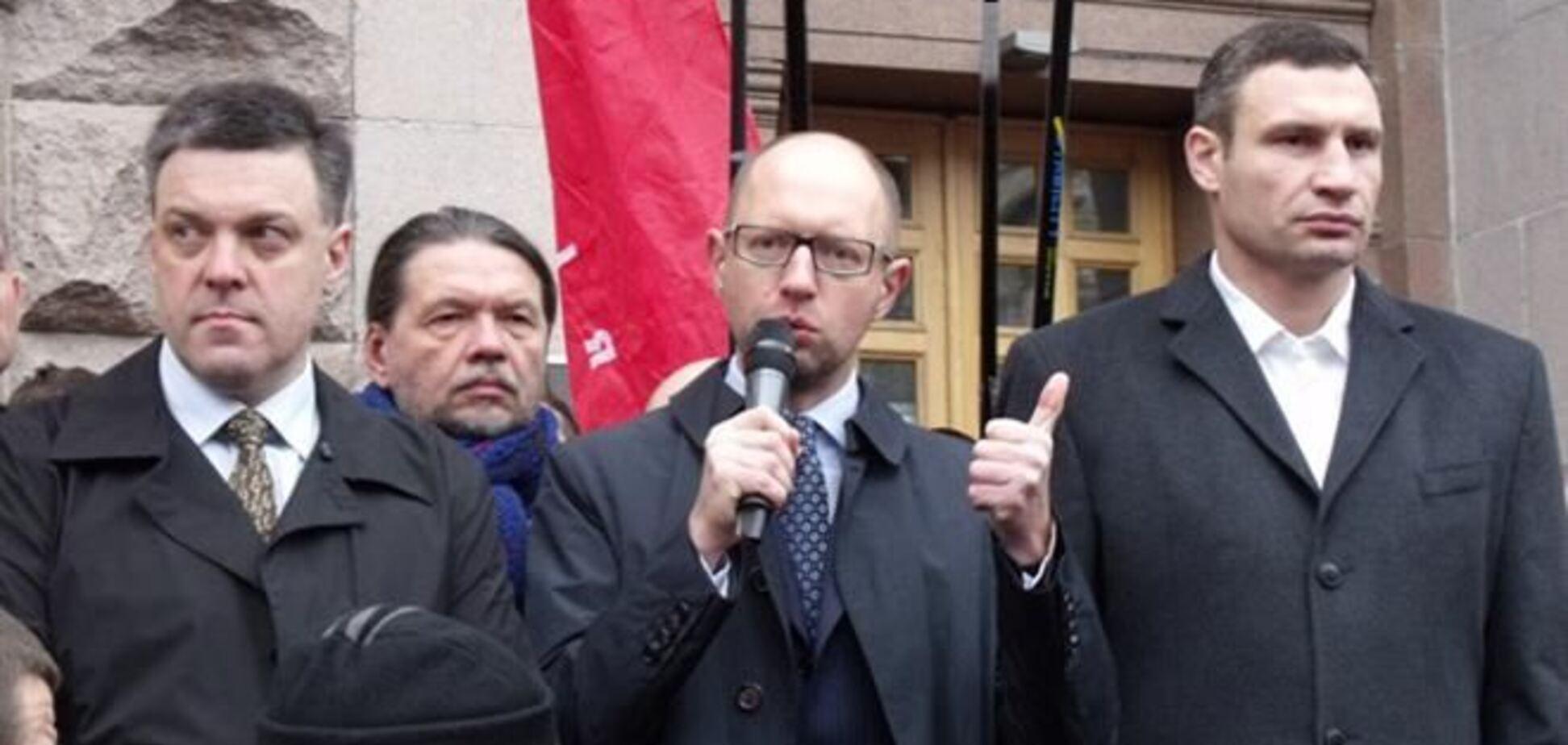 Яценюк получил прекрасный шанс избавиться от Кличко – политолог