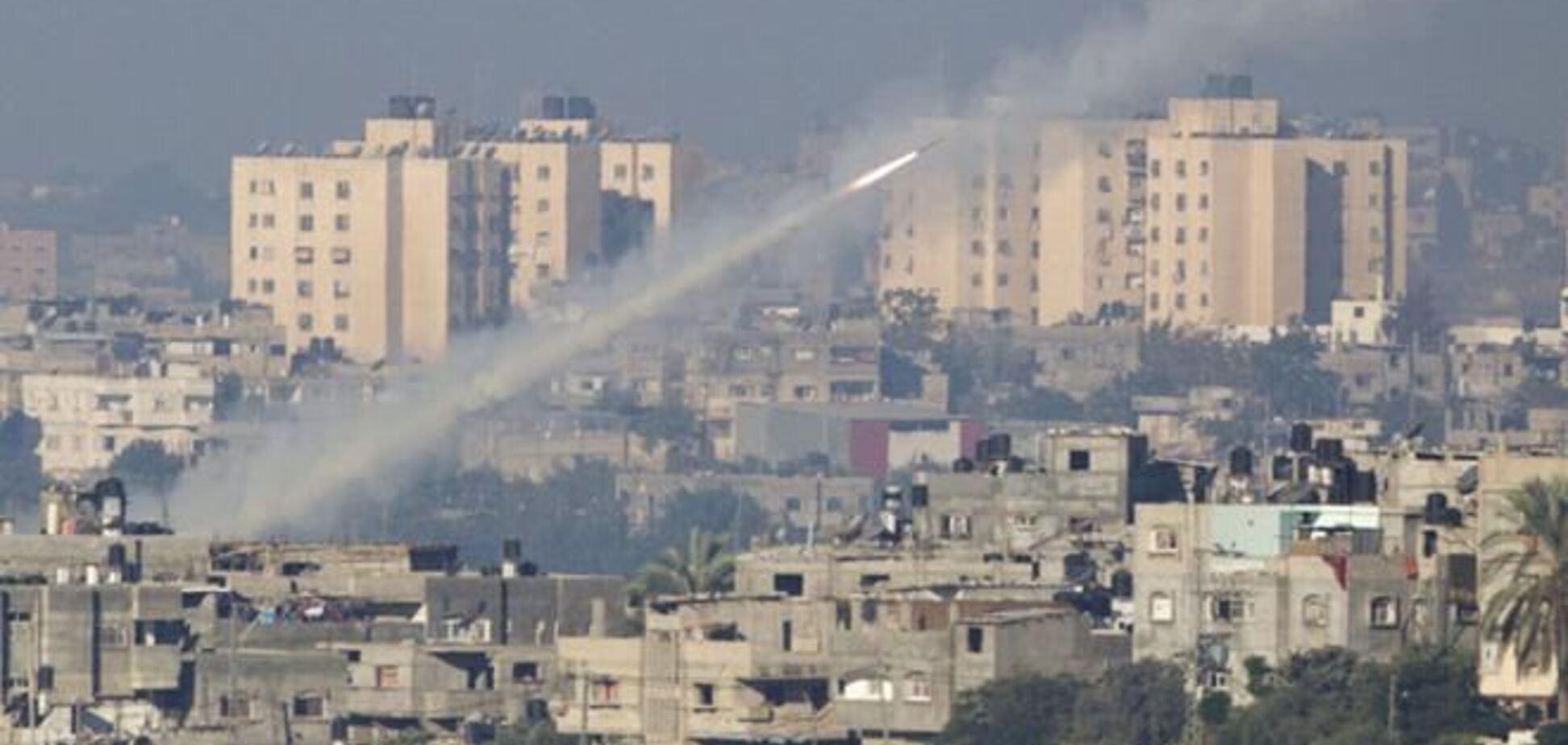 Бойовики сектора Газа атакували Ізраїль