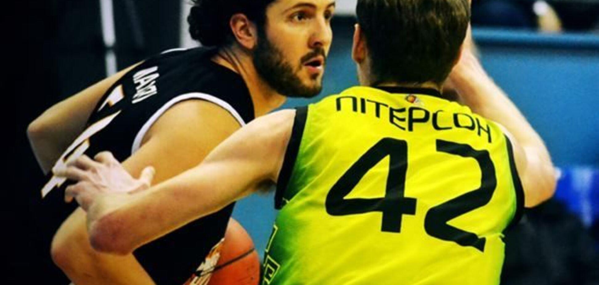 'Донецк' вышел в финал Кубка Украины по баскетболу