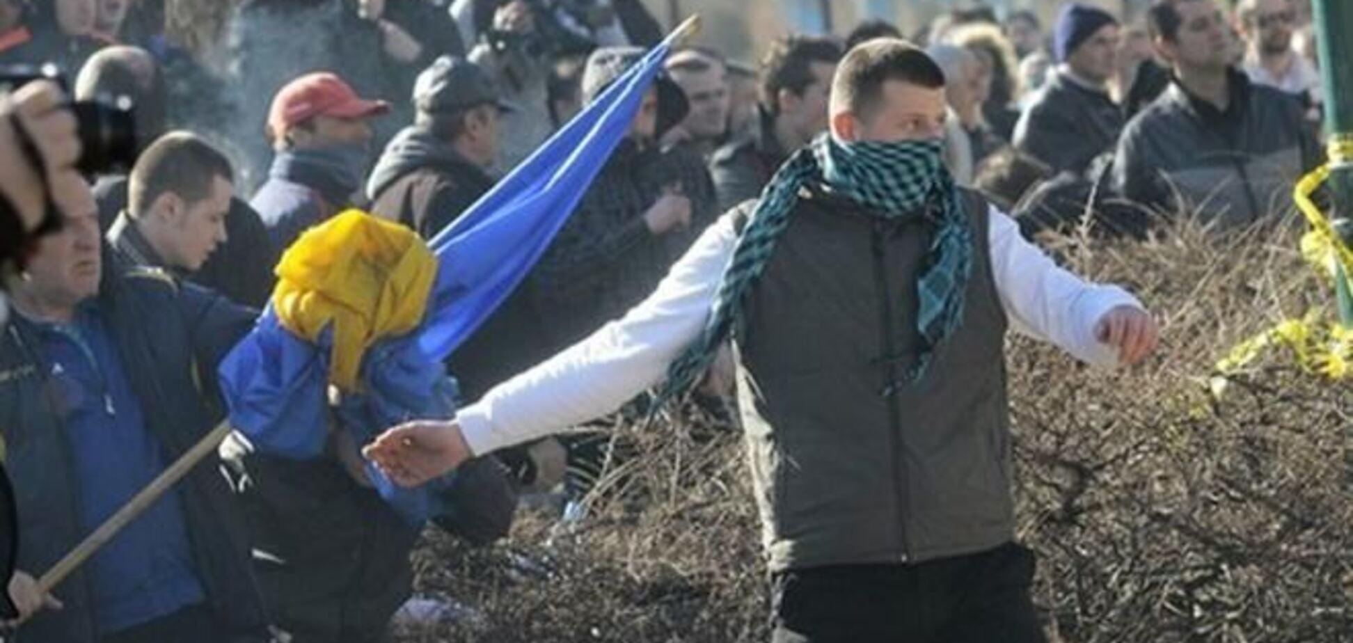 Почему Босния не Украина