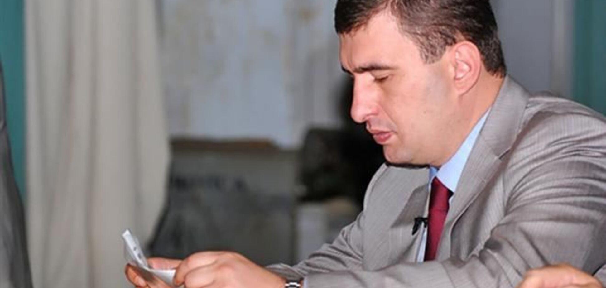 Арестованного Маркова доставили в Одессу