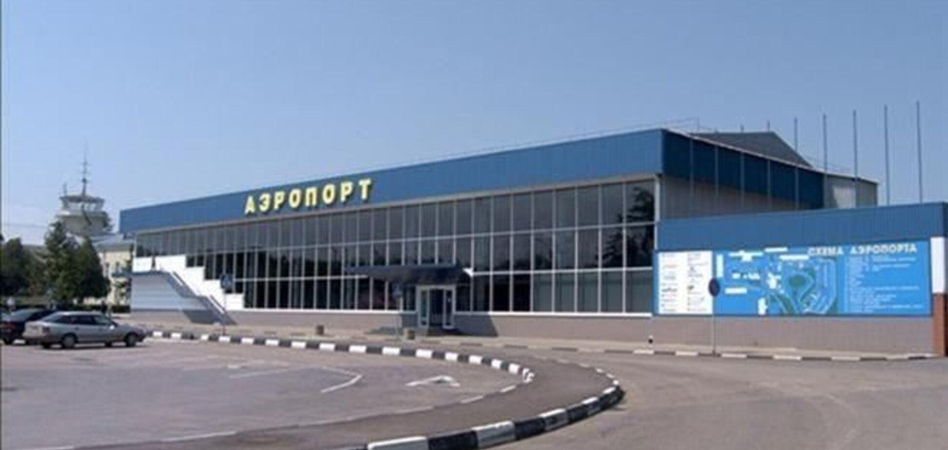 Аэропорт 'Симферополь' не принимает и не отправляет рейсы
