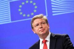 Фюле закликає поважати територіальну цілісність України