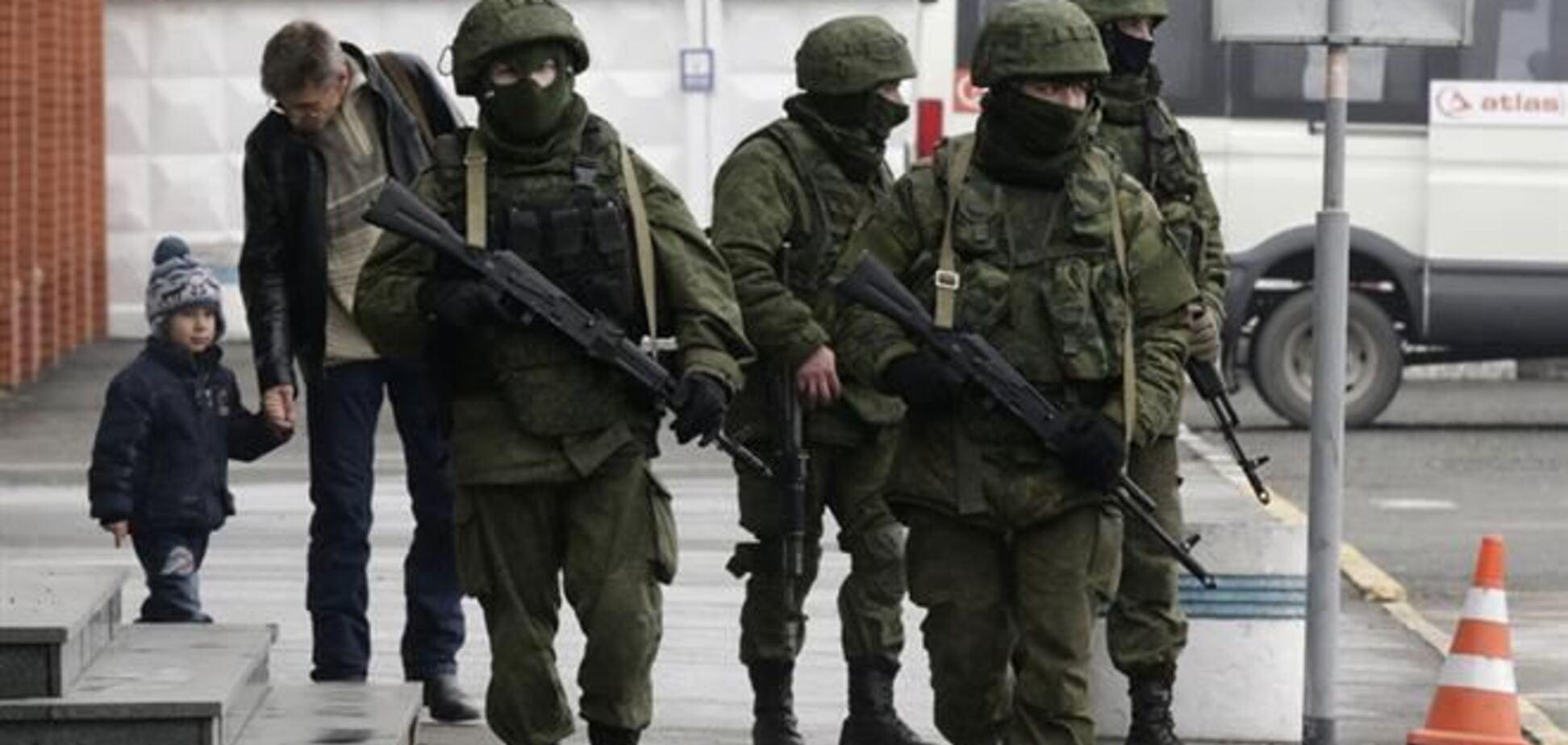 В МВД Крыма опровергли заявление МИД России о штурме здания