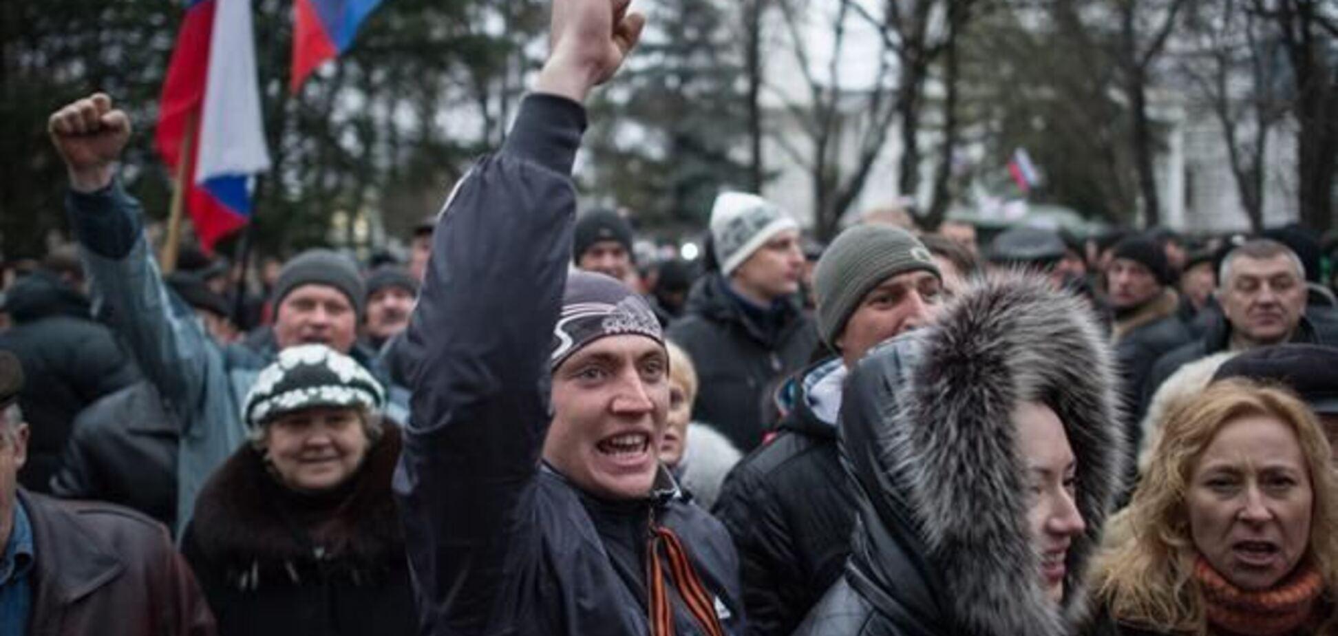 Госдеп США рекомендует американцам не ездить в Крым, Донецк и Харьков