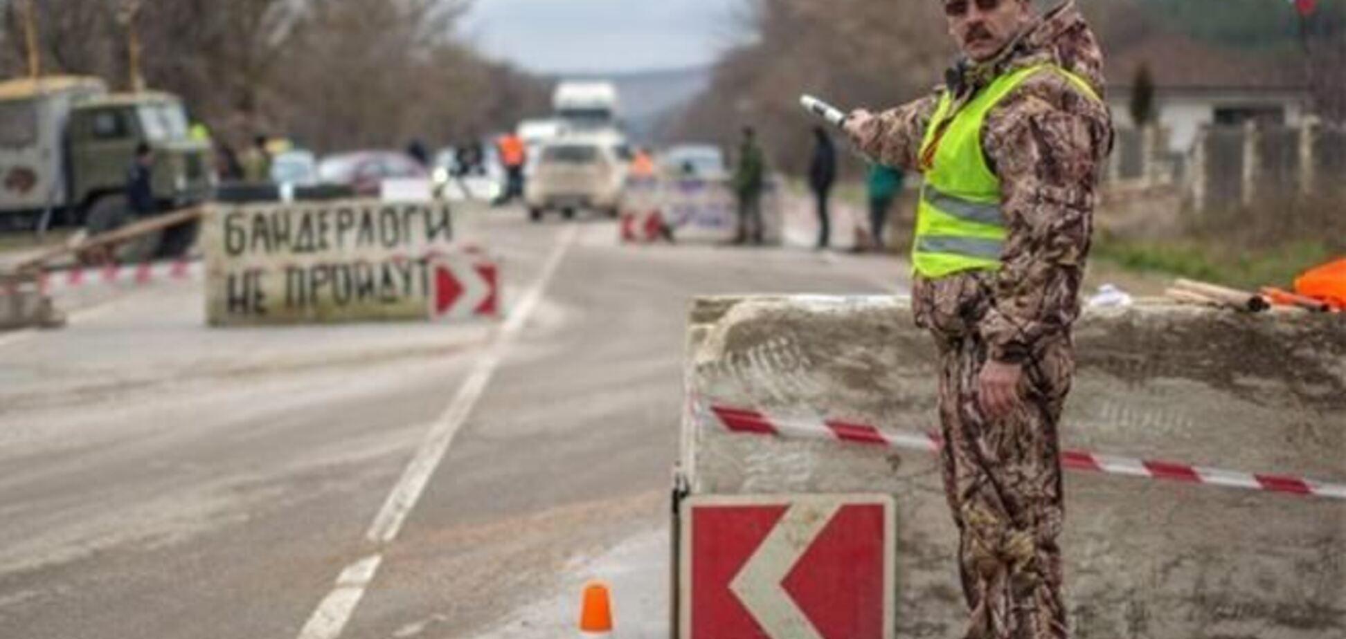 Россия допускает введение войск в Крым