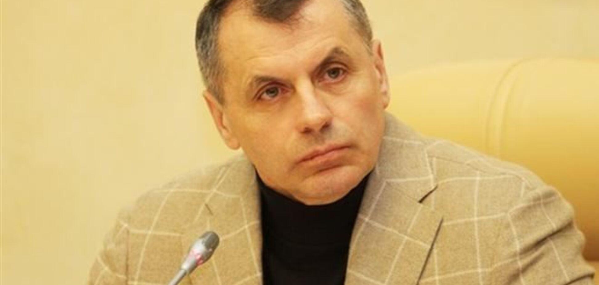 Крымский спикер заявил о покушении на него
