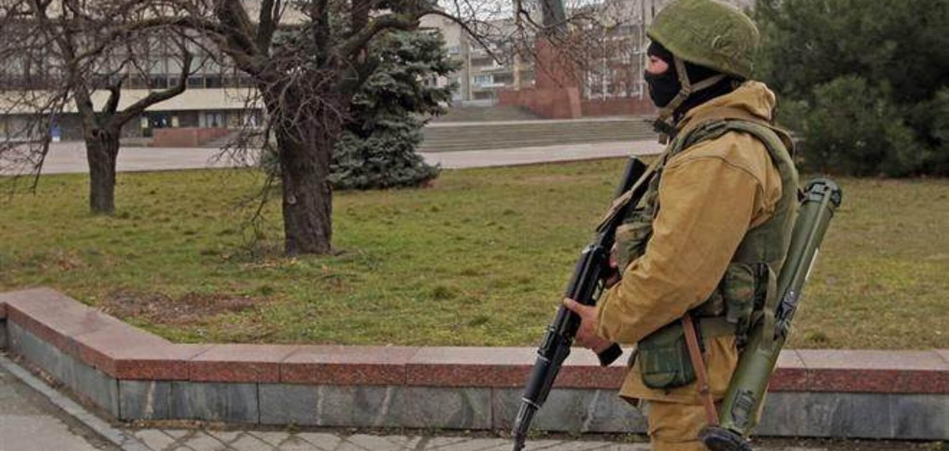 Турчинов: украинские войска приведены в полную боевую готовность