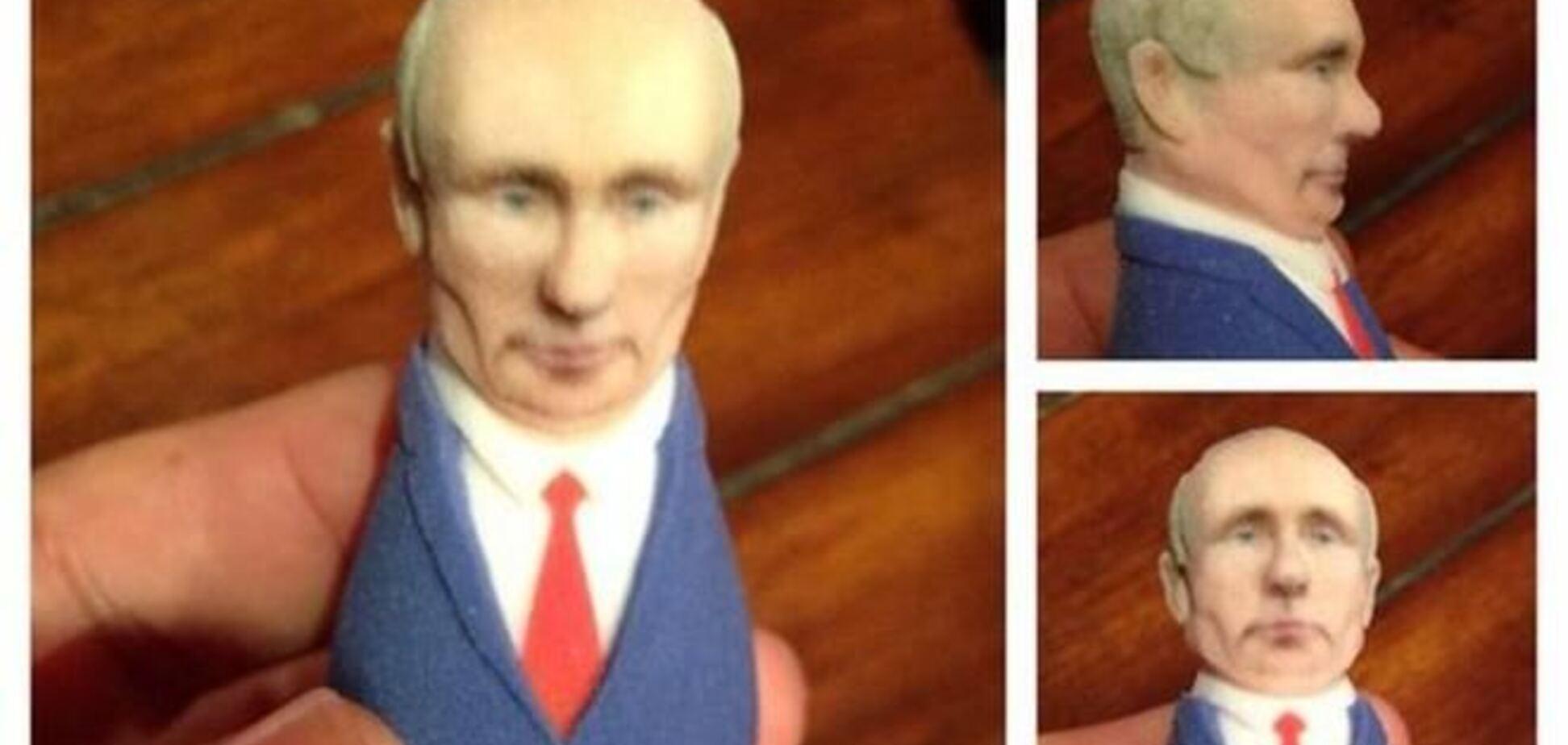 Графический дизайнер из Италии создал секс-игрушку с лицом Путина