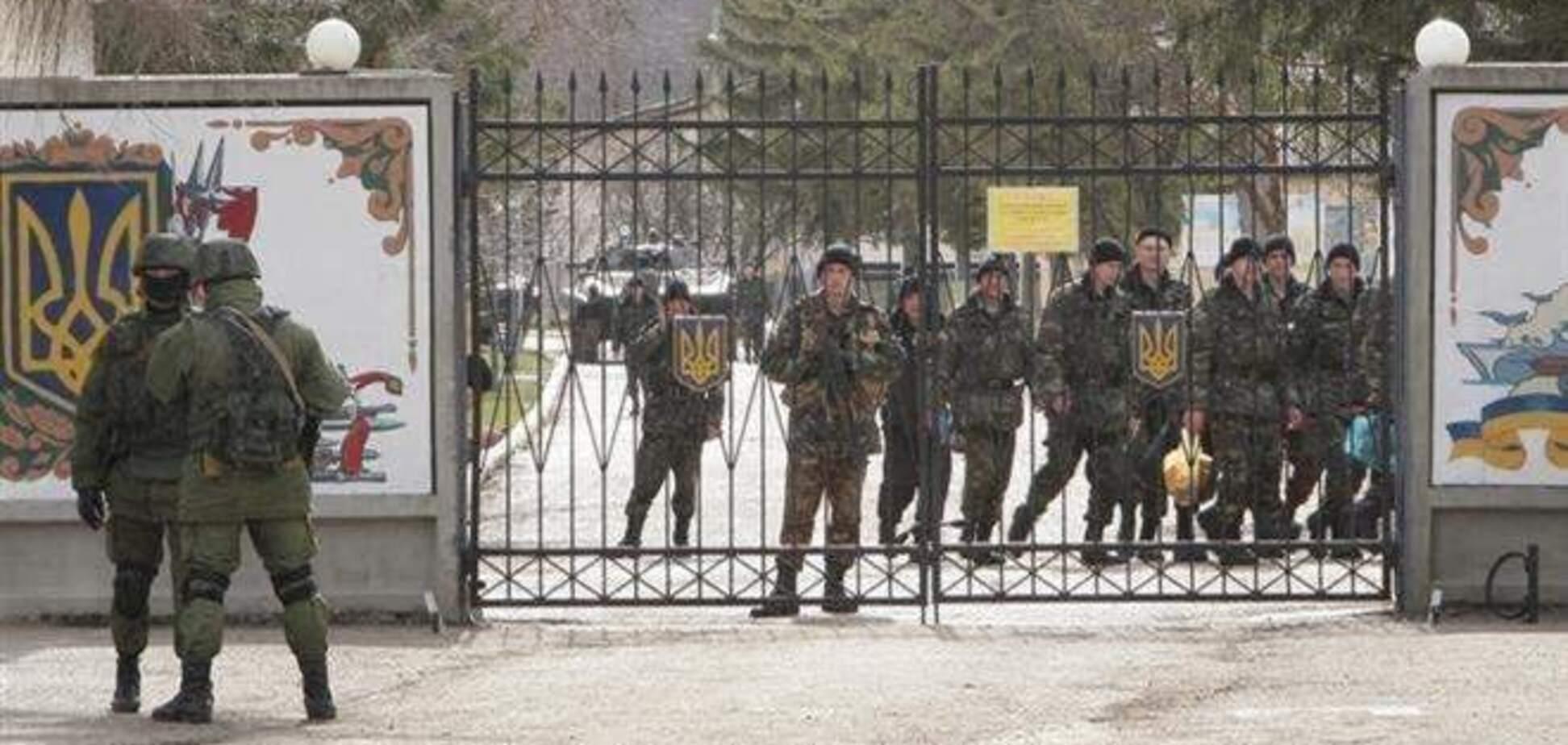 Украинские зенитчики в Евпатории просят эвакуировать горожан из-за угрозы взрыва