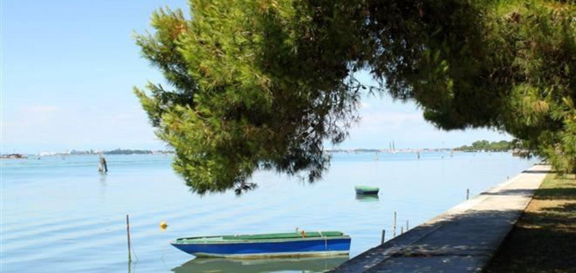 На острове в Венеции продают крепость времен Наполеона