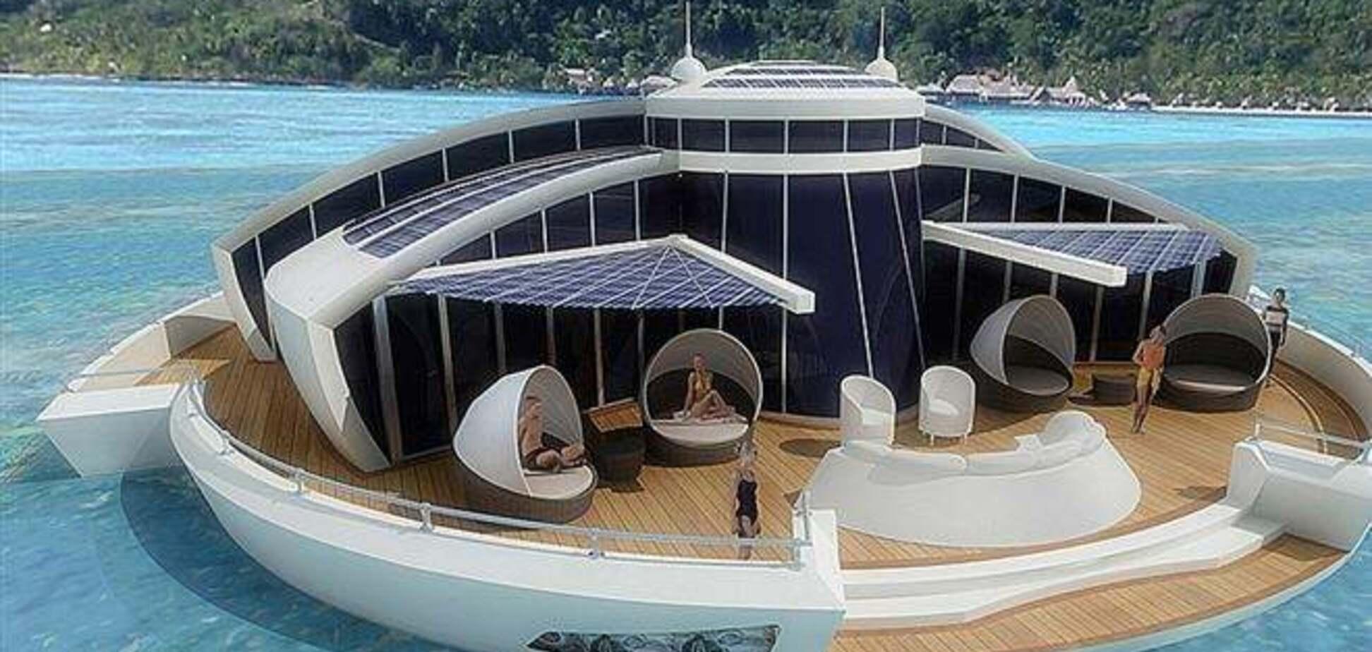 Мальдивы готовы купить плавающий остров-курорт более чем за 100 млн фунтов
