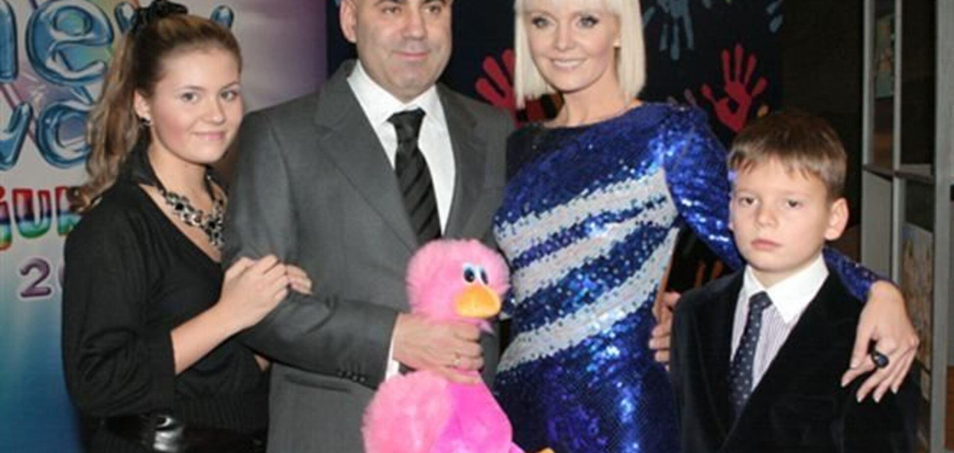 Муж певицы Валерии жалуется на угрозы из-за позиции по Украине