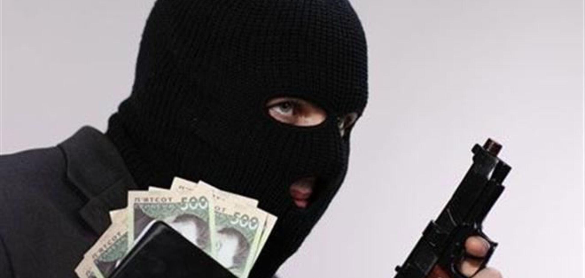Вооруженный захват банка в Киеве: задержаны 38 человек