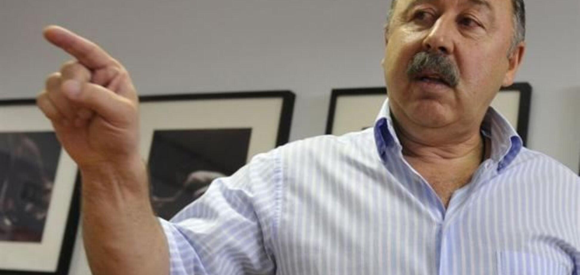 'Футболист без мозгов': Газзаев включился в травлю Вукоевича