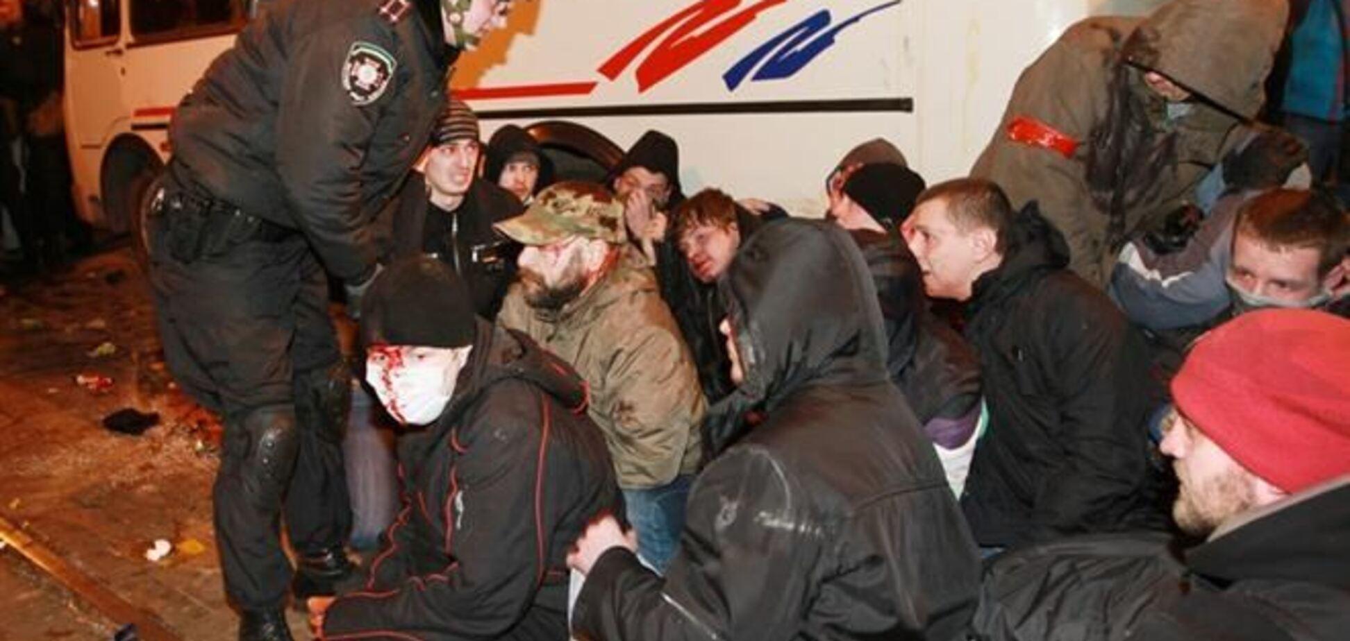 Нардепи ледь не побилися в Раді через заворушення у Донецьку та Харкові