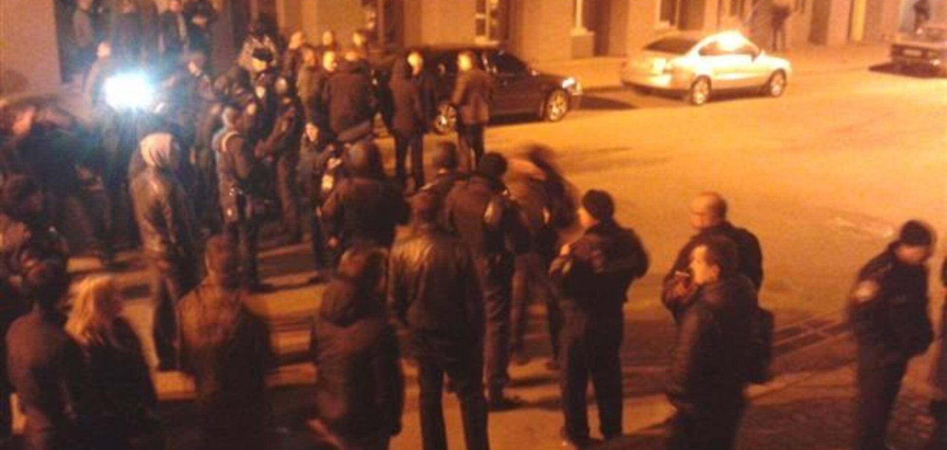 Перестрілка в Харкові: міліція затримала 30 осіб