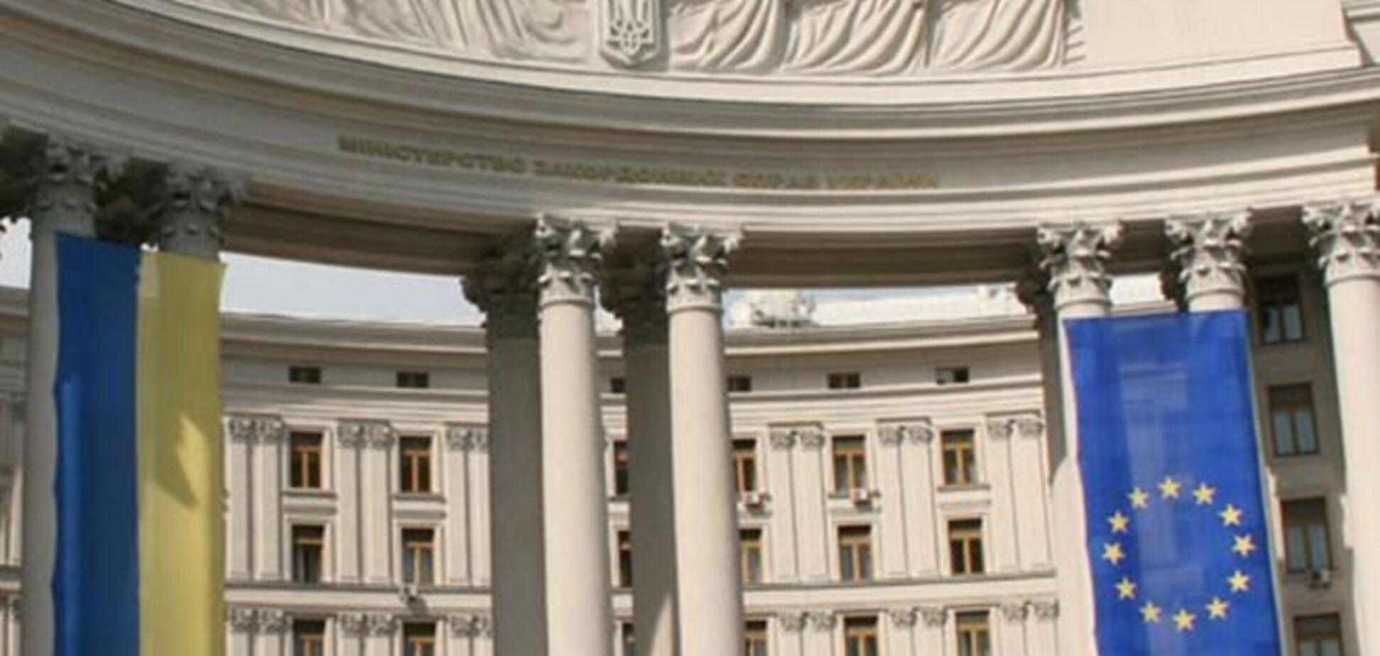 МЗС - Долгову: Це Росія експортує в Україну екстремізм