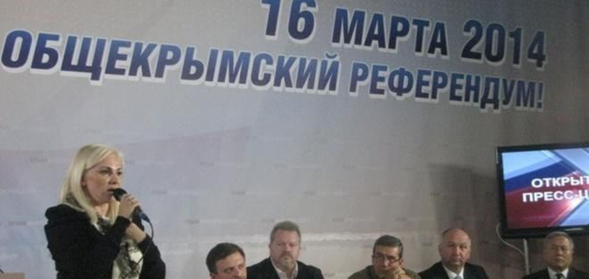 Перелік порушень під час проведення референдуму в Криму