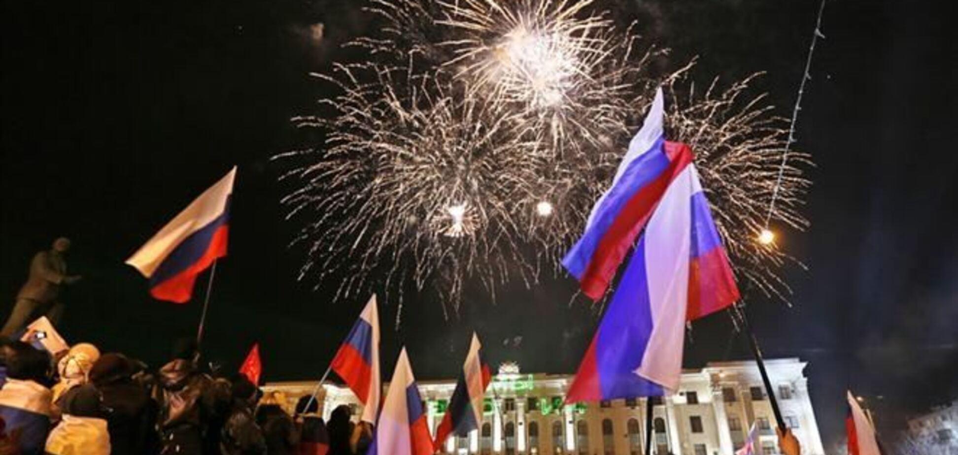 В Госдуме РФ уже готова процедура присоединения Крыма после 'референдума'