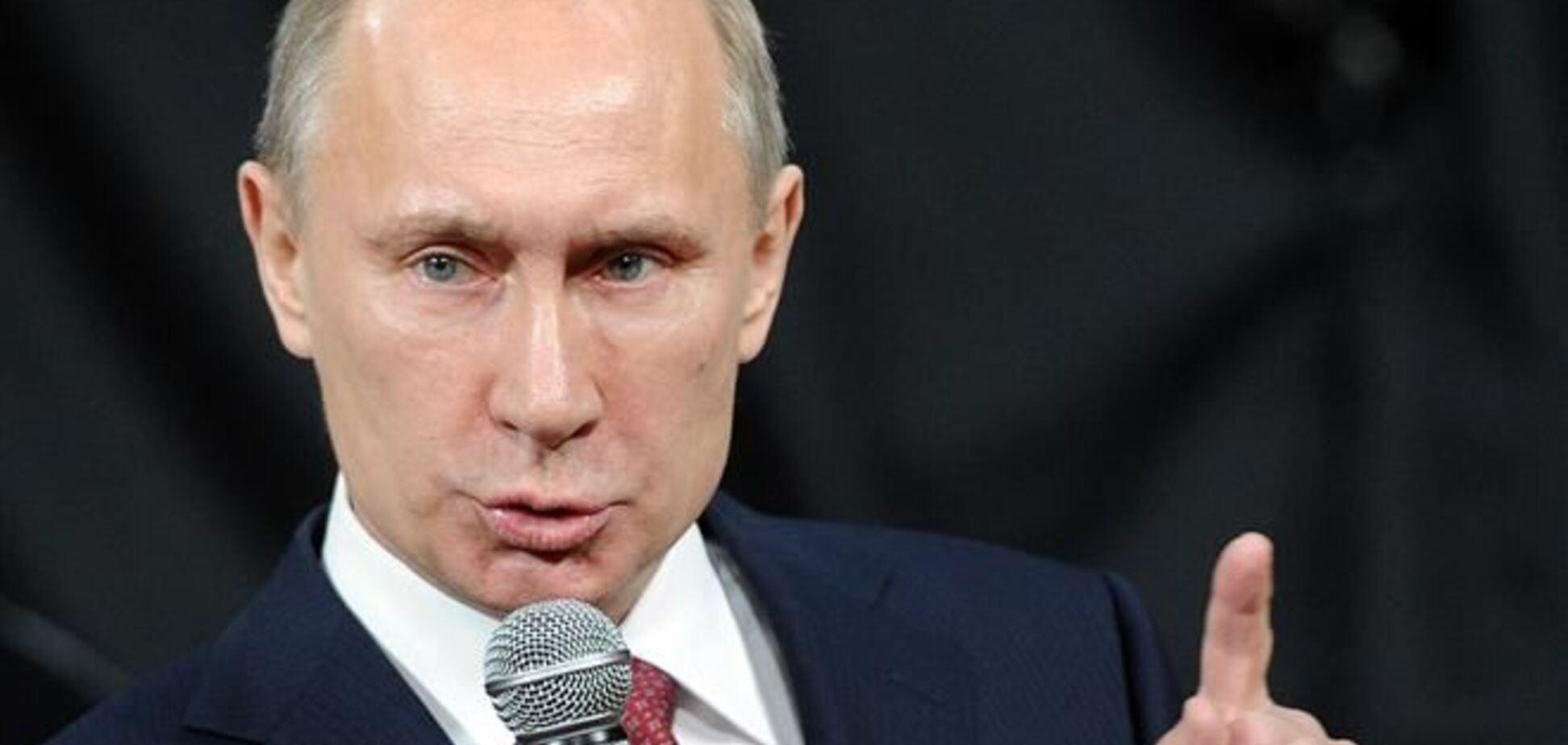 Путин подписал указ о признании Крыма суверенным государством