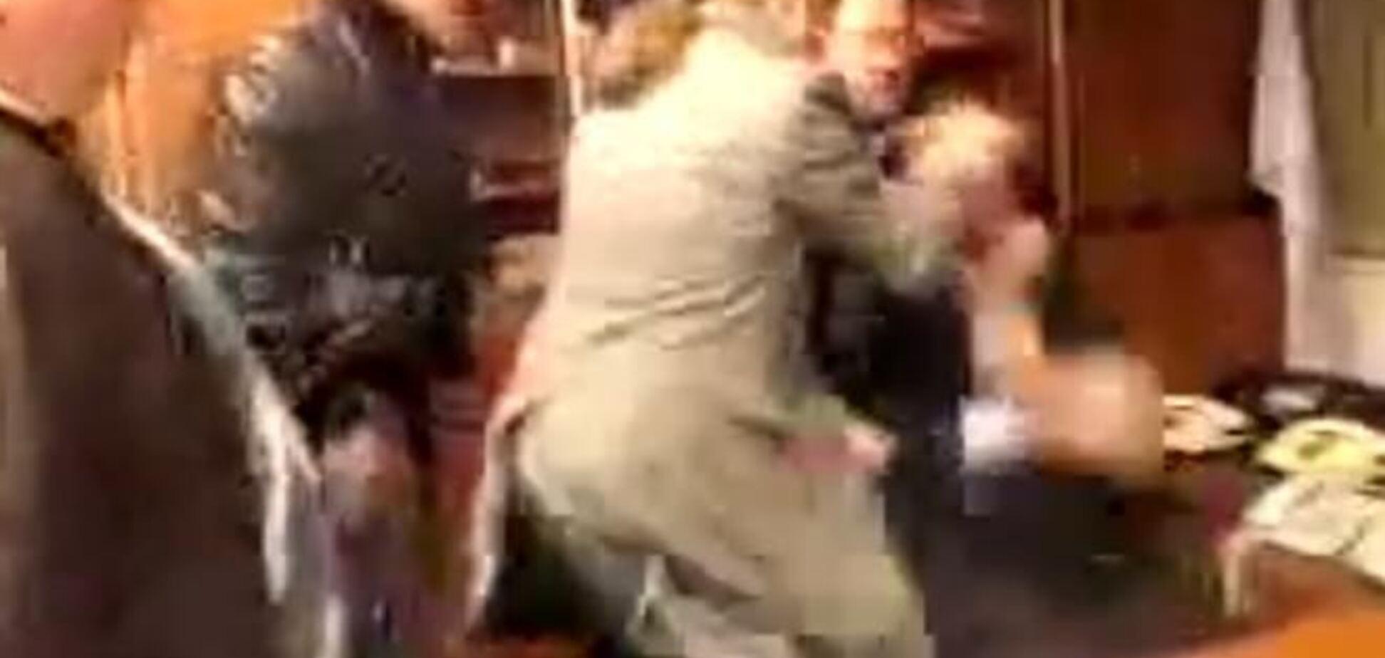 Свободовцев обвинили в удалении скандального видео
