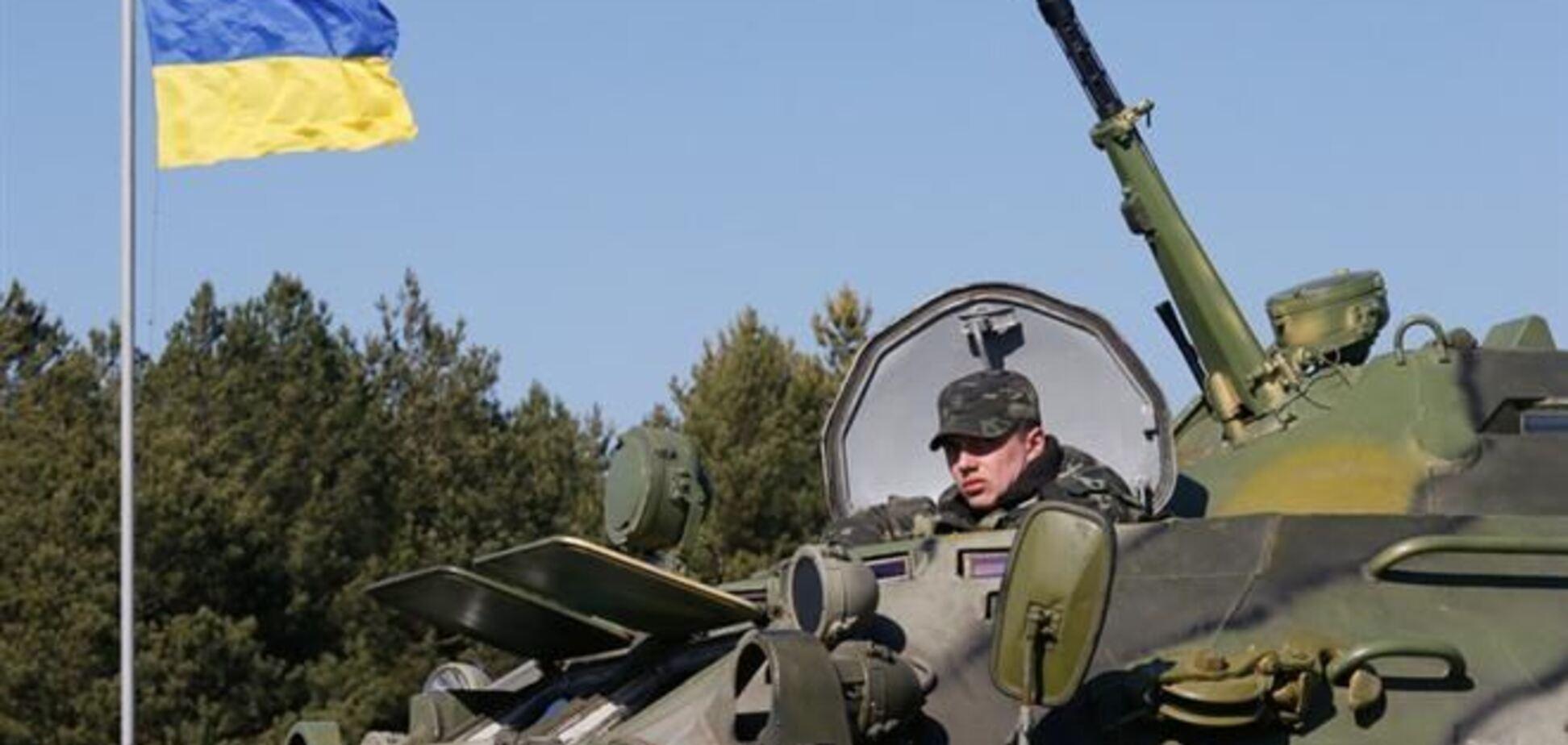 Українські військовослужбовці не покинуть Крим - Міноборони