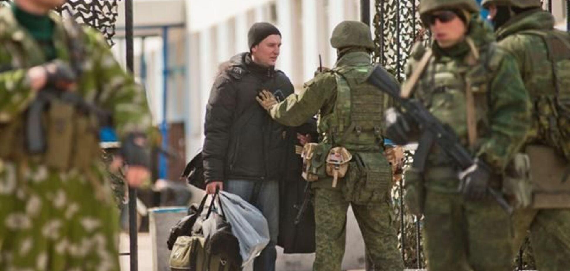 Затверджено план евакуації українських громадян з Криму