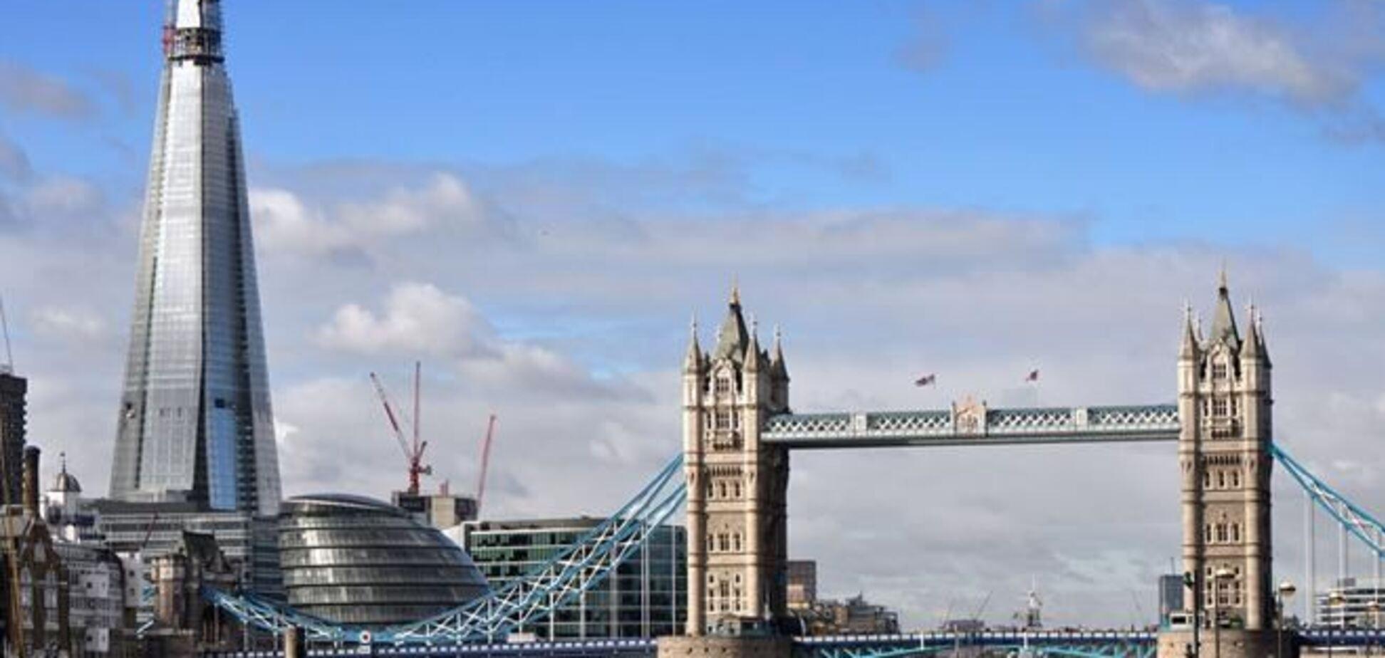 Бум небоскребов в Лондоне