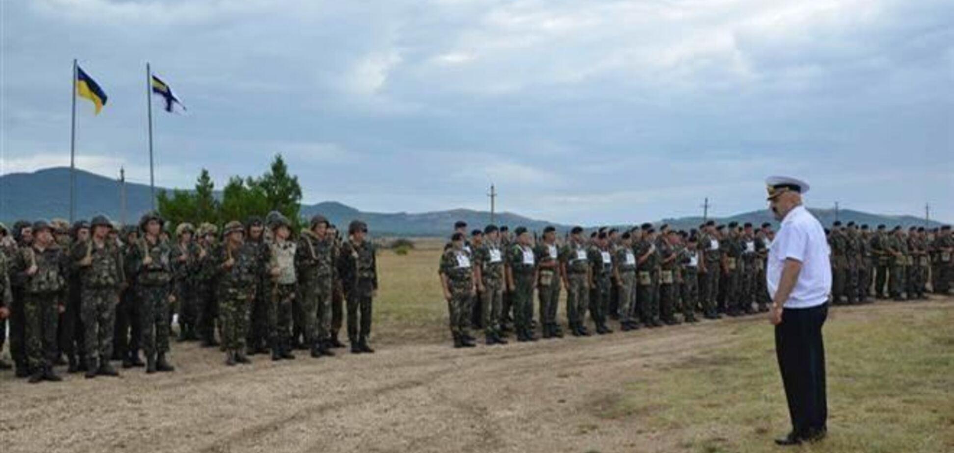 В Крыму 36-я бригада ВСУ решила 'стоять насмерть' при атаке силовиков РФ