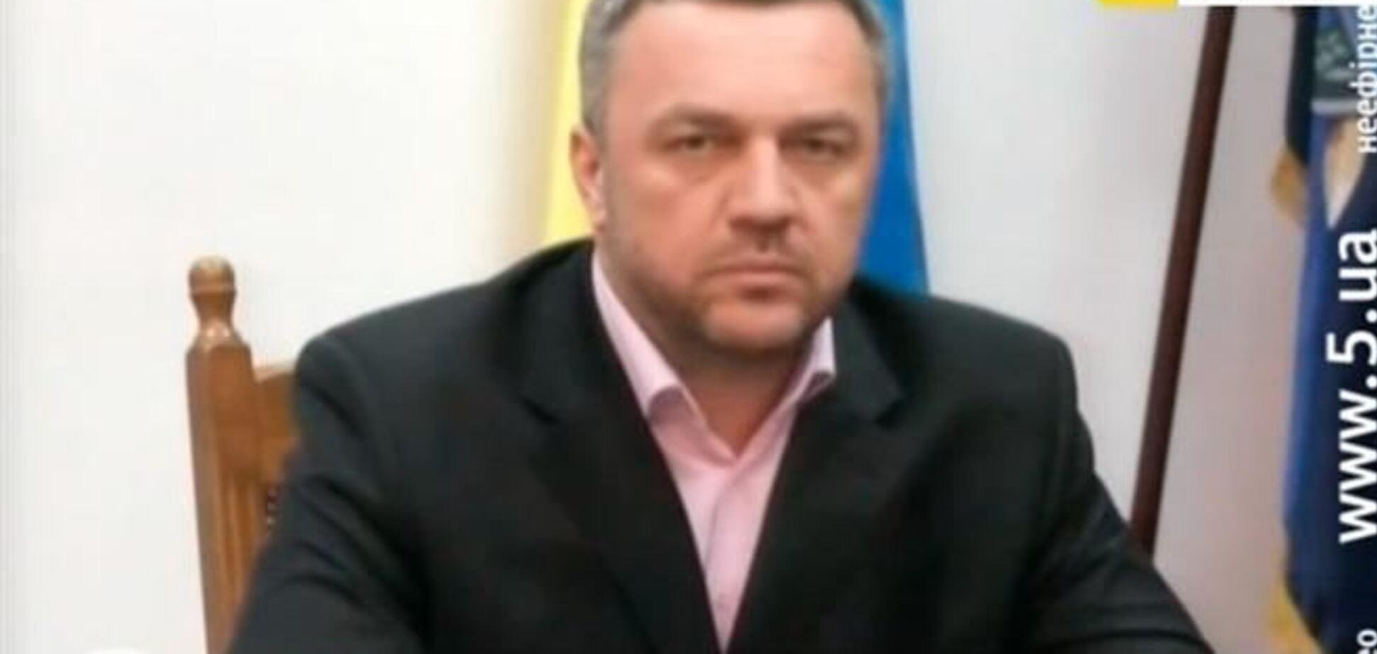 Генпрокурор предупредил Аксенова об ответствености