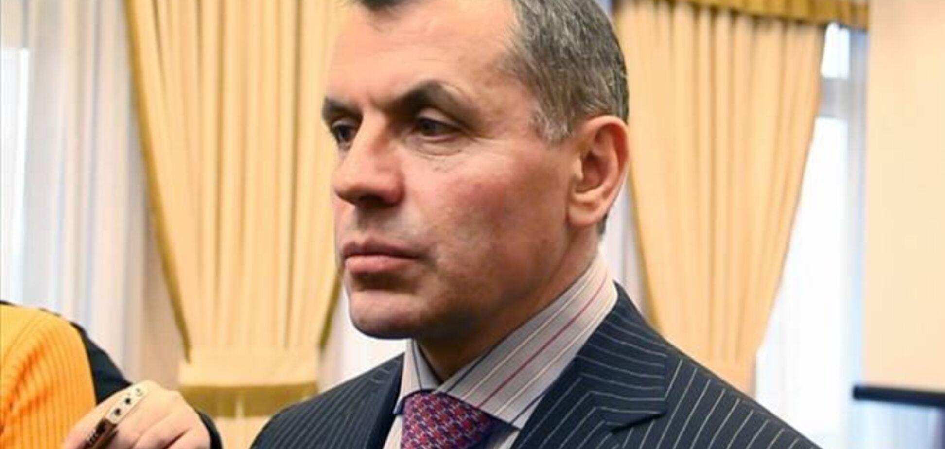 Константинов: мы подверглись атакам экстремистов