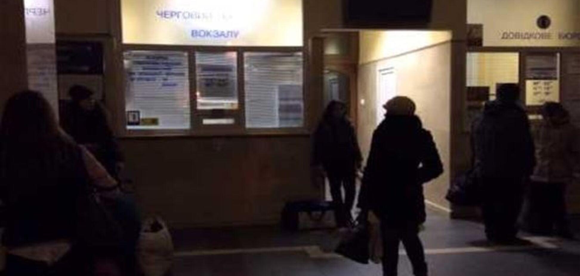 СМИ: Поезда на Крым не ходят