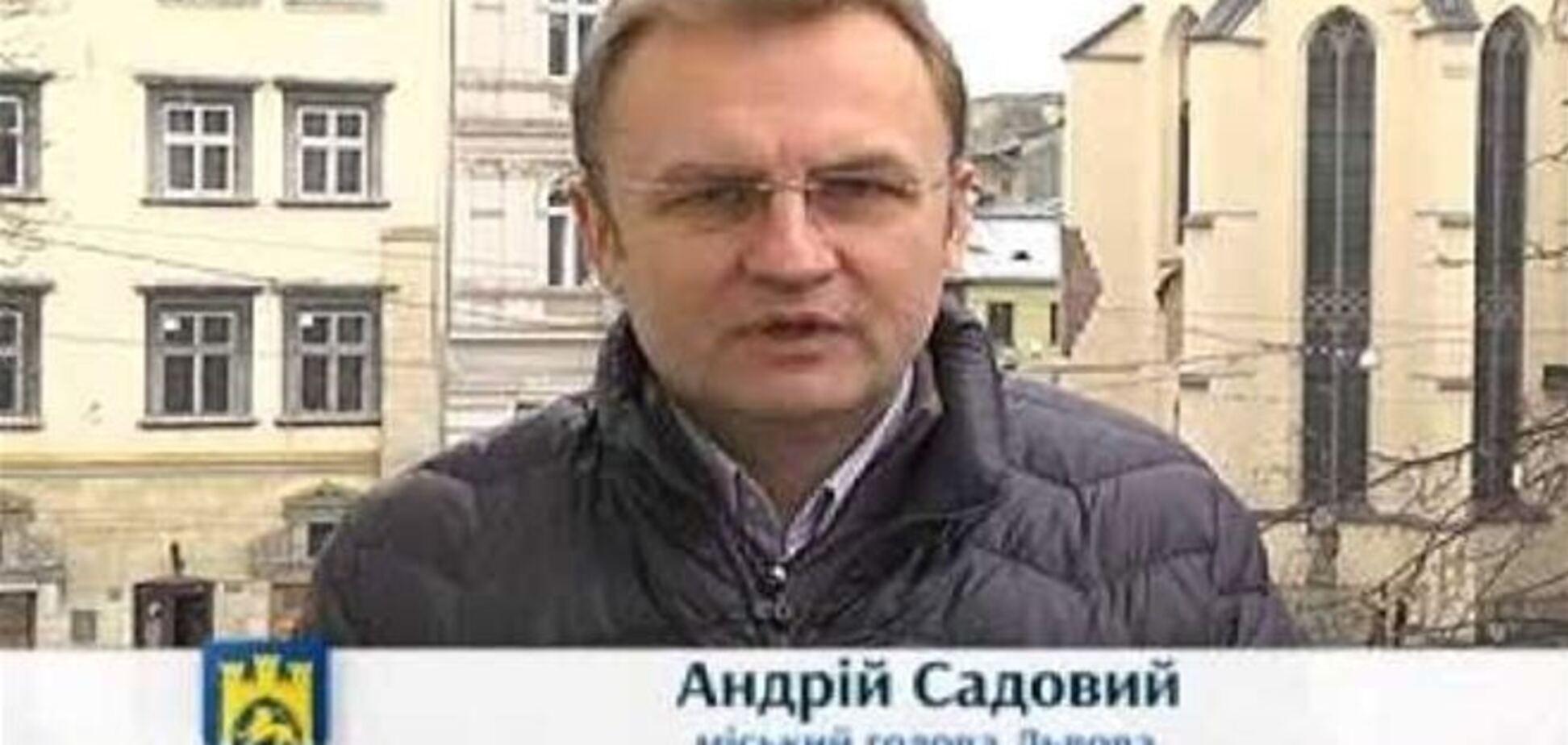 Мэр Львова обратился к Крыму и юго-востоку: давайте не впускать ненависть в наши сердца