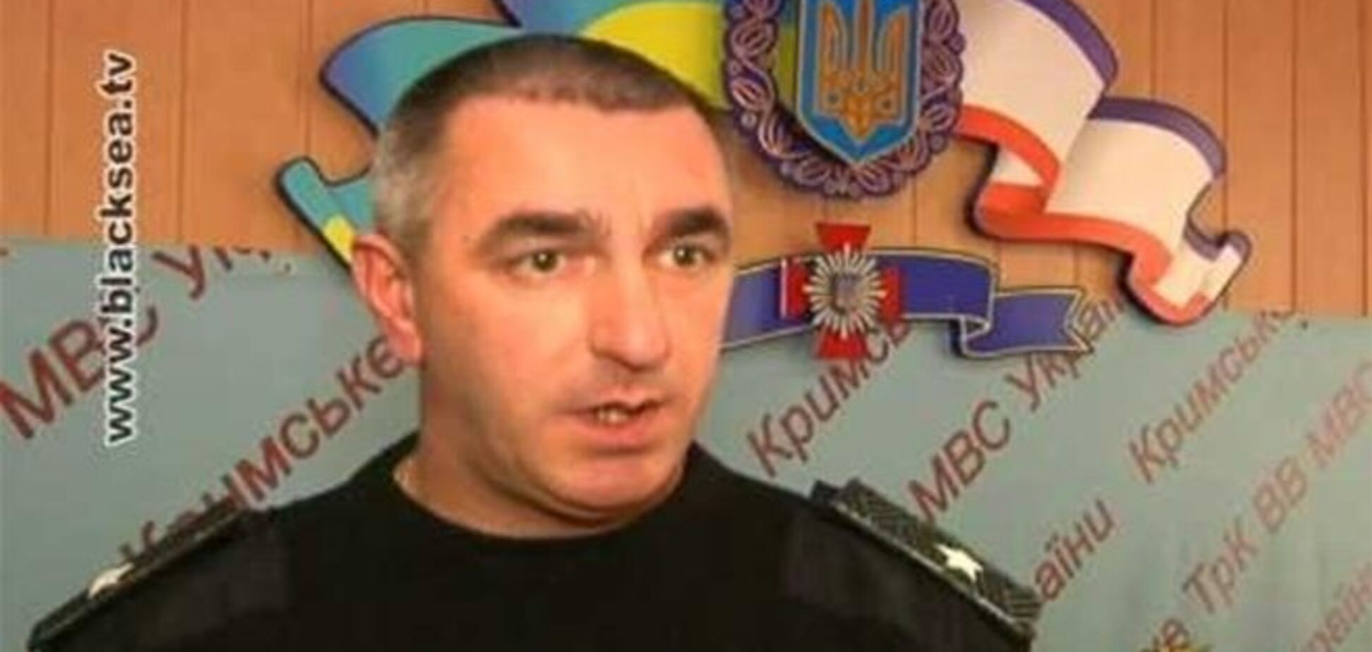 Внутренние войска МВД в Крыму верны народу Украины – командующий