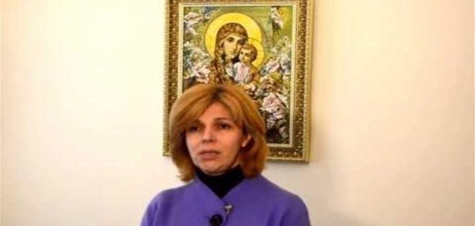 Ольга Богомолец призвала не поддаваться на провокации