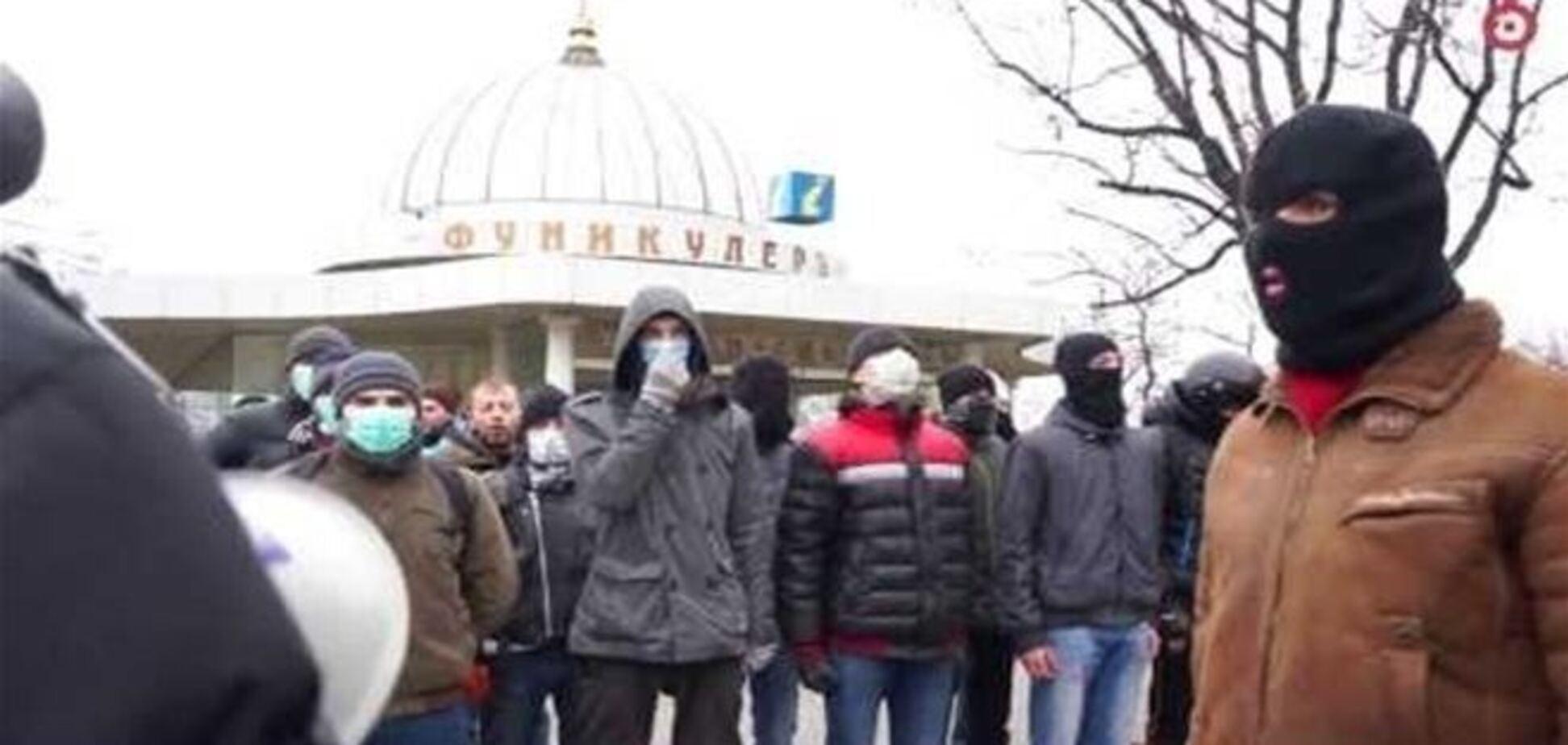 Антивоенный митинг в Одессе