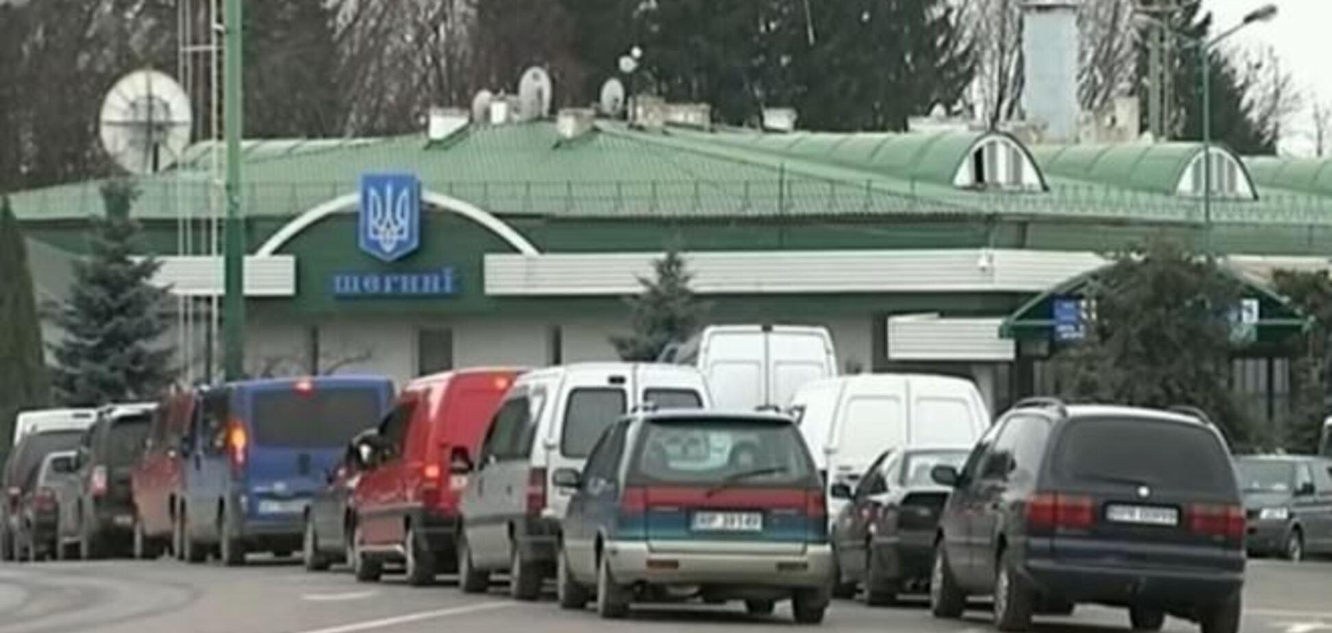 Российские СМИ попались на лжи, рассказывая о толпах беженцев из Украины