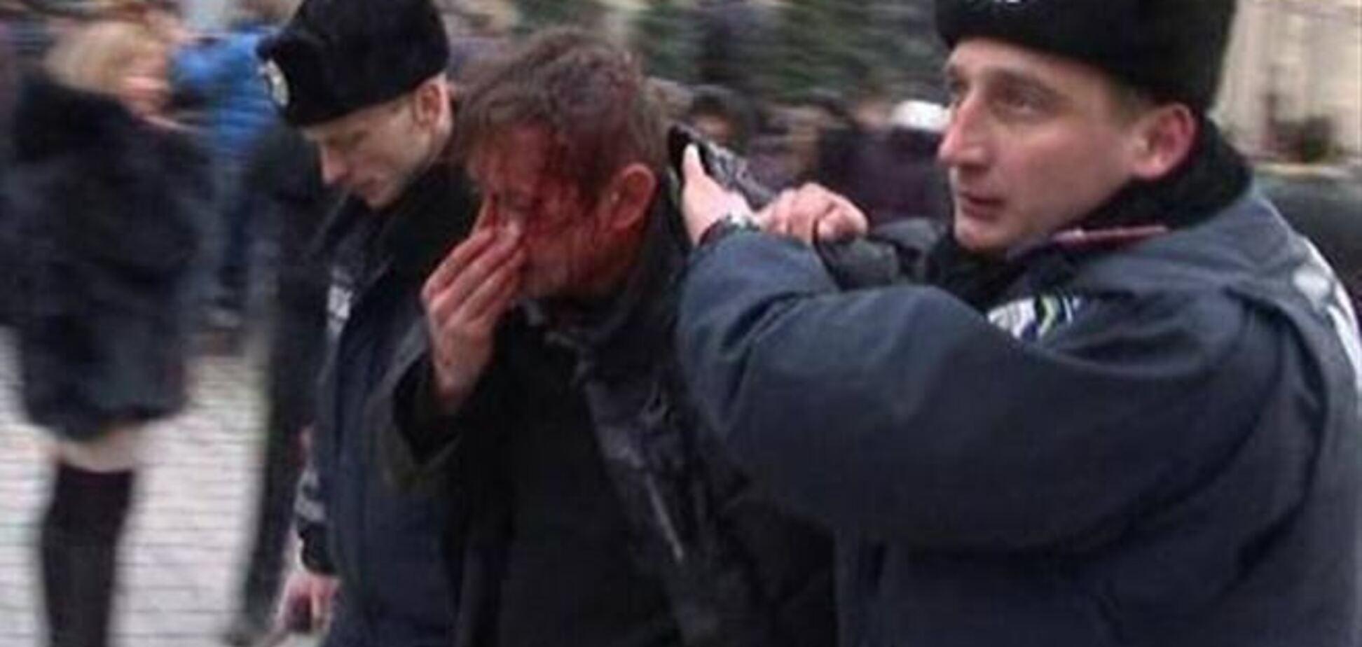 Жадан: в Харькове украинцев избивали граждане России