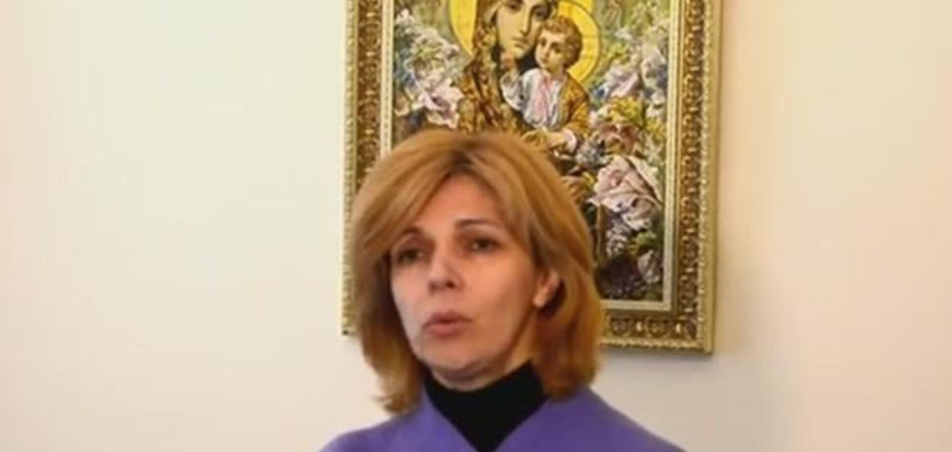 Ольга Богомолец призвала жителей востока и юга Украины не поддаваться на провокации