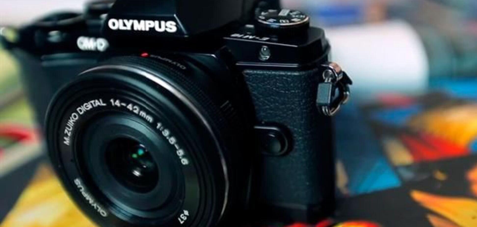 Обзор камеры Olympus OM-D EM-10