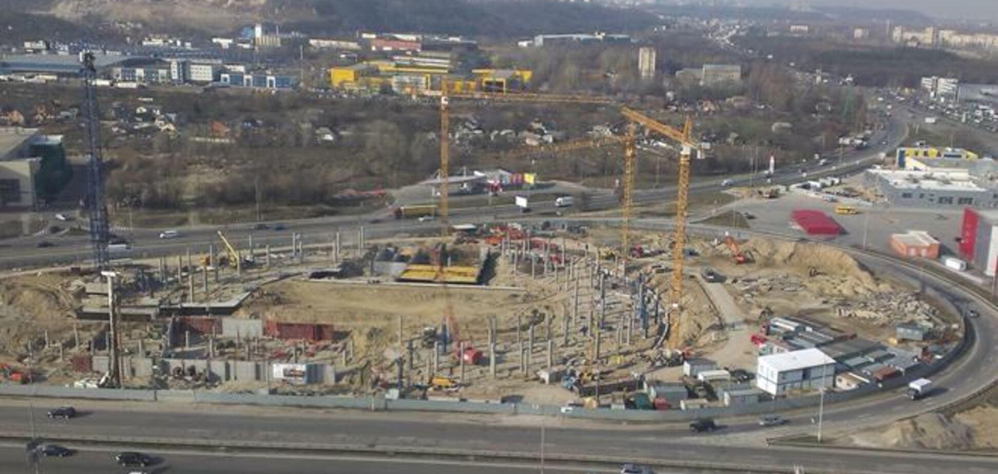 Недостройка века. Как выглядят сейчас арены украинского Евробаскета