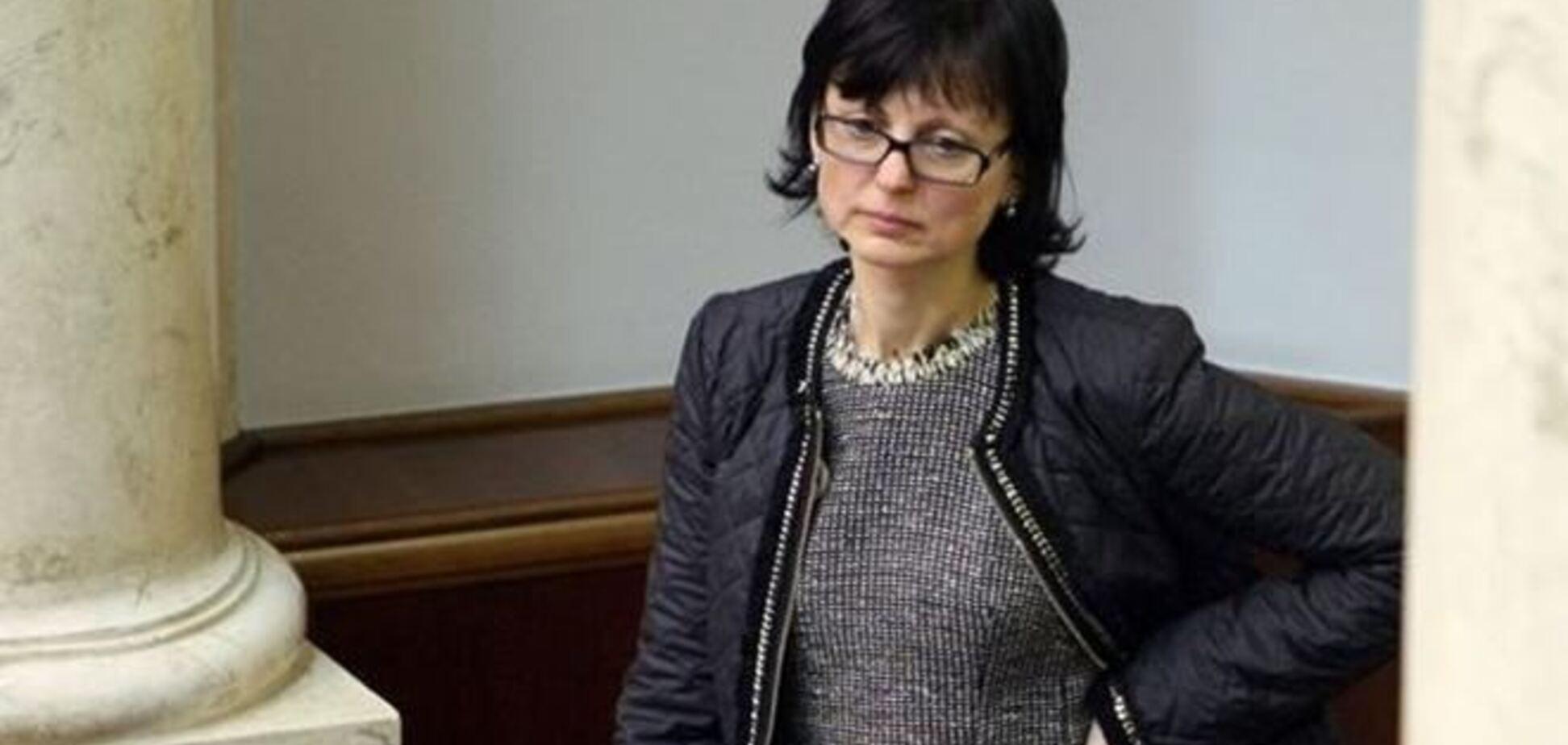Горина - свободовцам: вы - звезды Кремля, вы - убийцы!