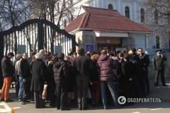 У Києві пікетували Міністерство оборони