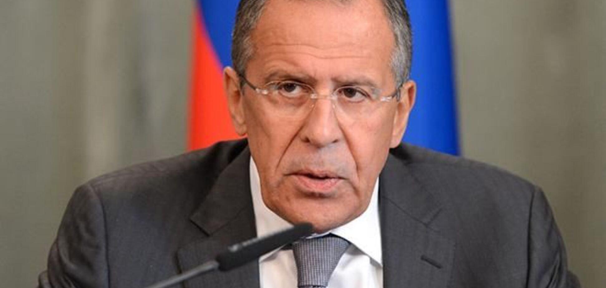 Лавров дає Україні поради з ЄС, яких ніхто не просив