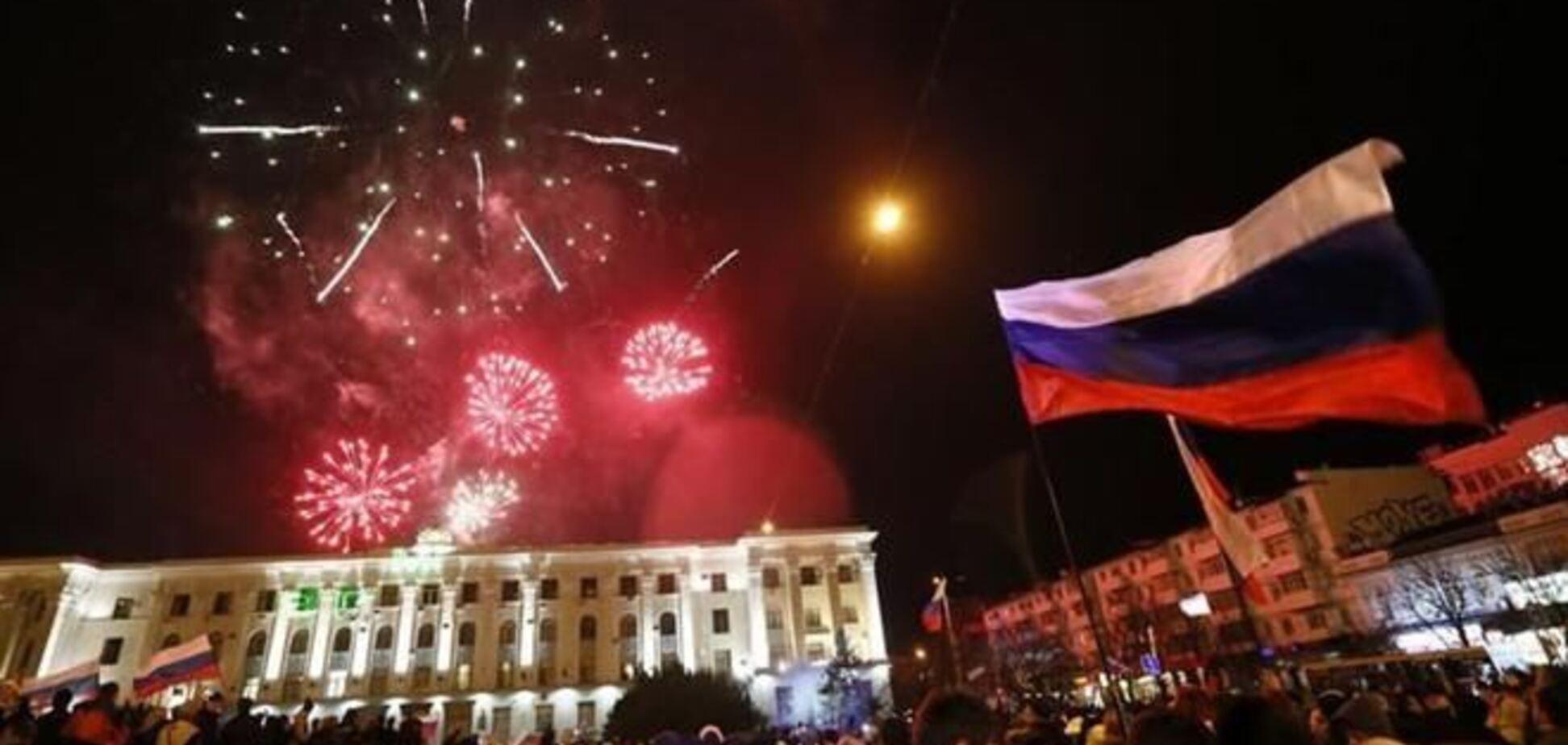 'Россию вдруг он оживил войной...'